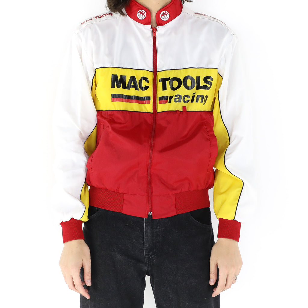 Mac Tools Racing Bomber Jacket