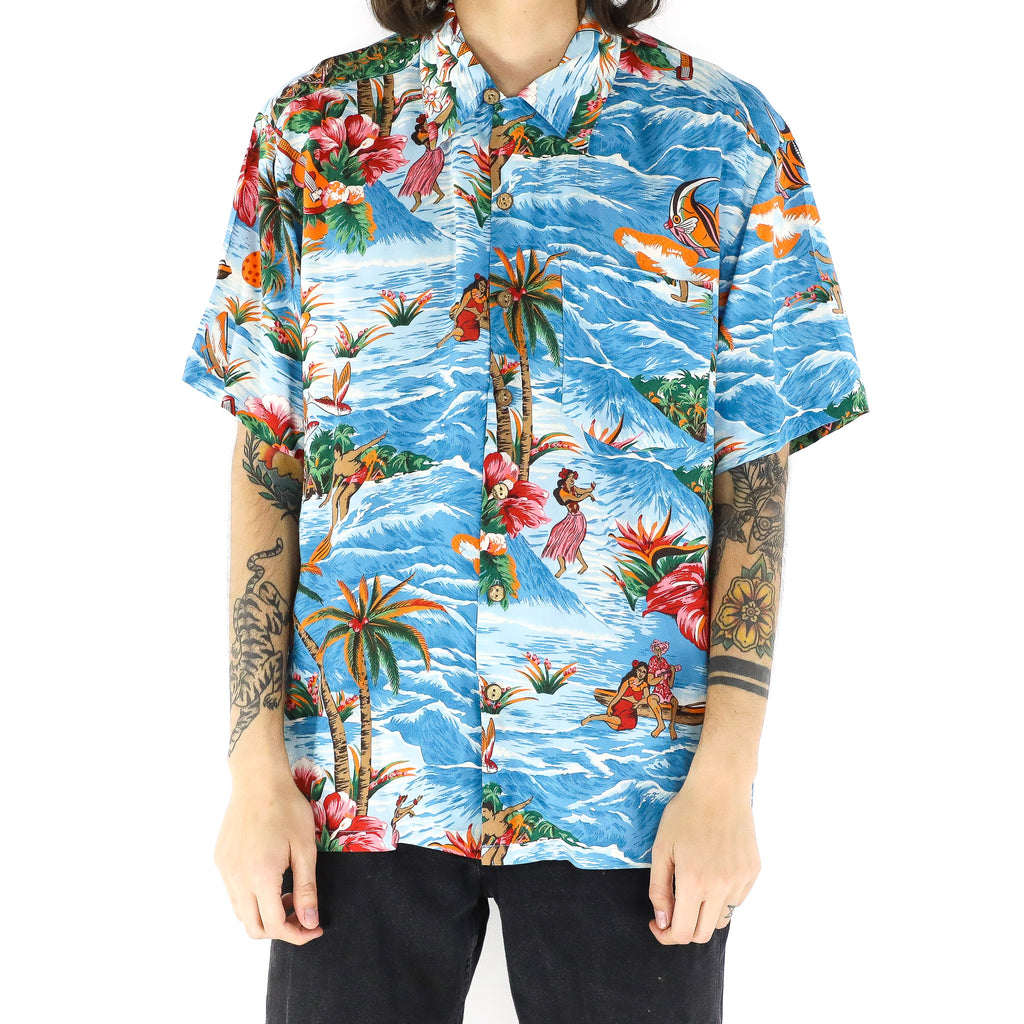 Oahu Party Shirt