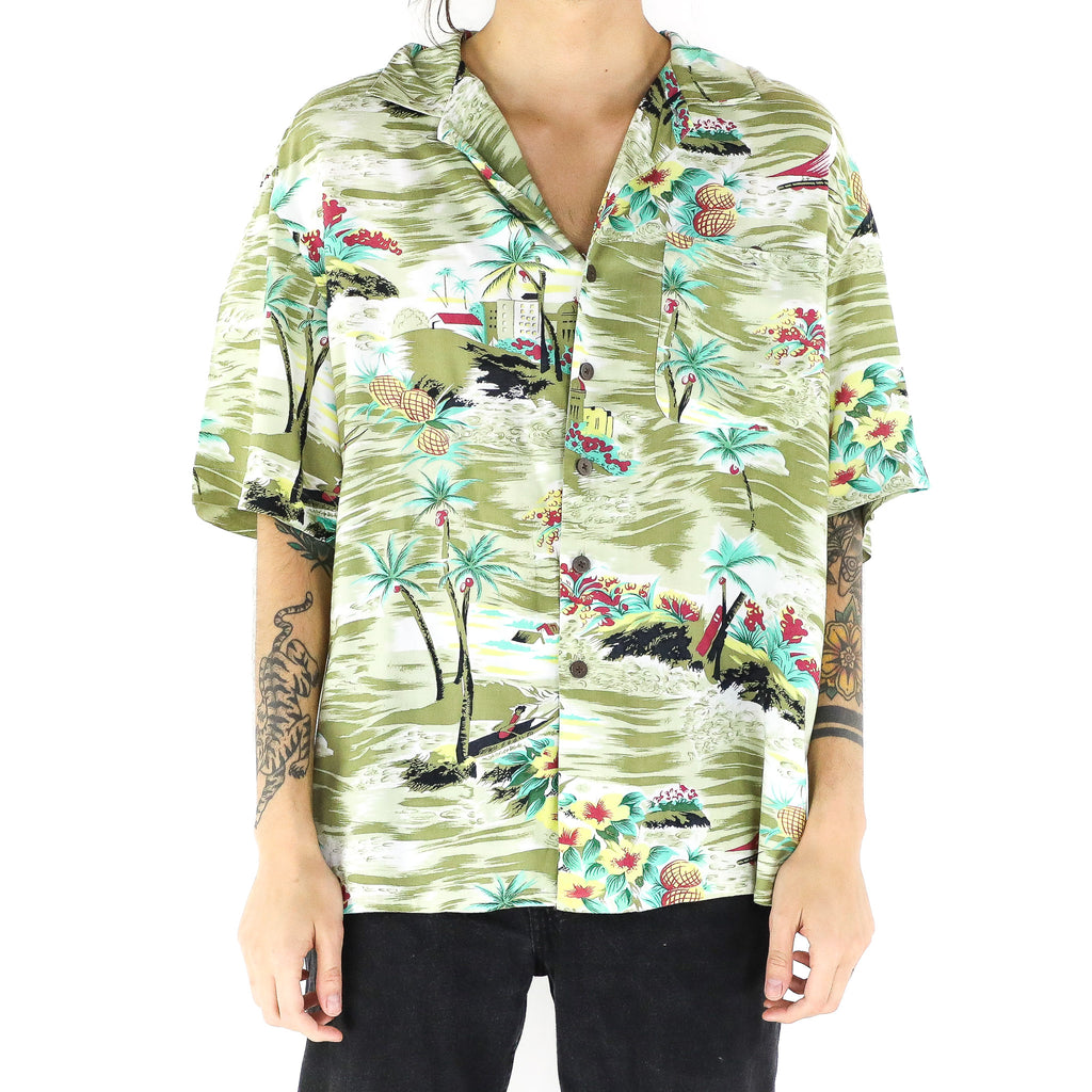 Maui Pineapples Shirt