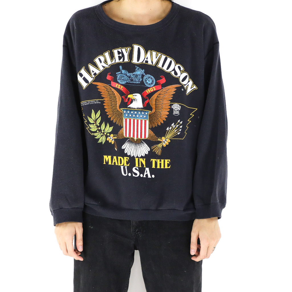 Harley-Davidson Made In the U.S.A. Crewneck