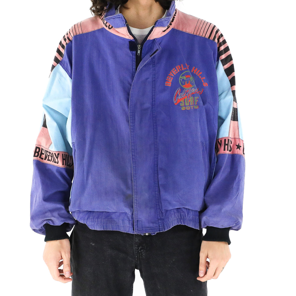 Beverly Hills Surf Boys Bomber