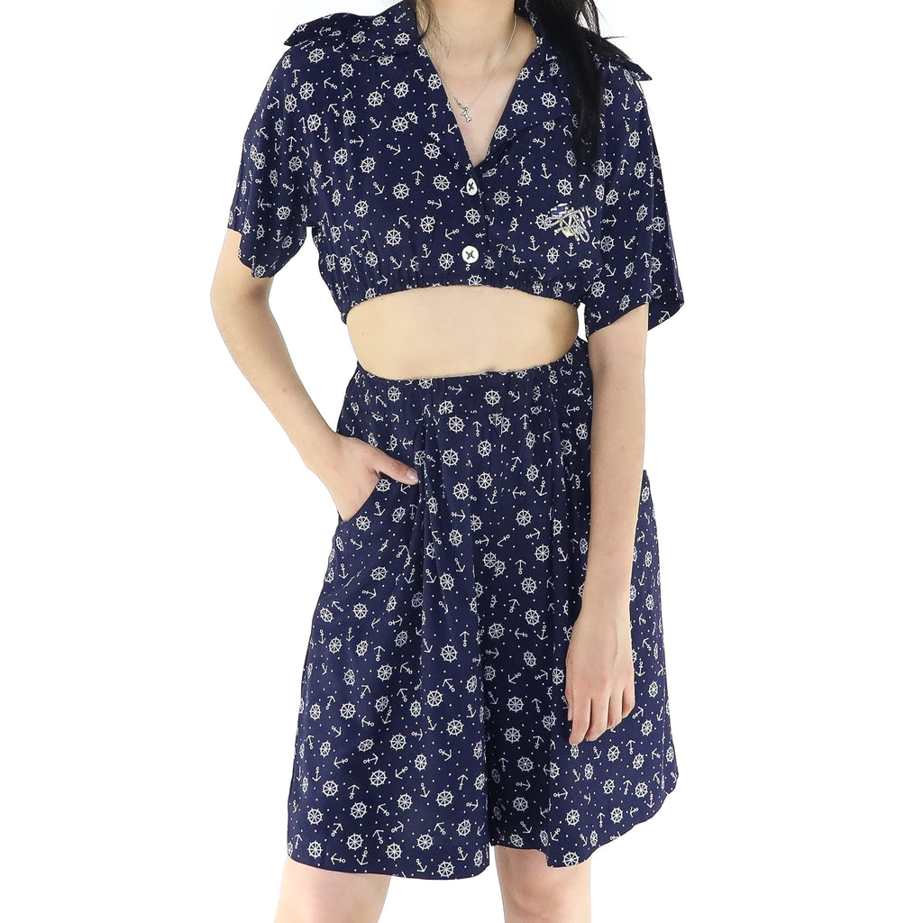 Nautical Dream Two Piece Set