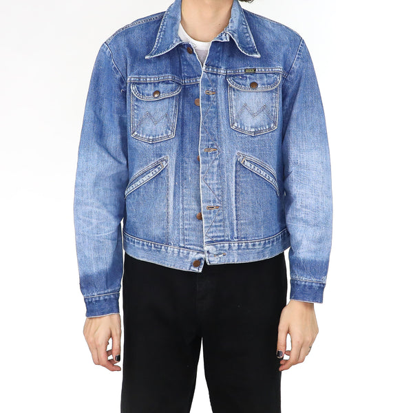 Wrangler Light Wash Denim Jacket