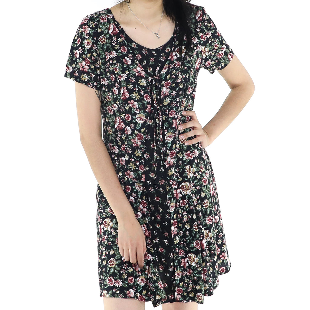 Flowered Little Dress