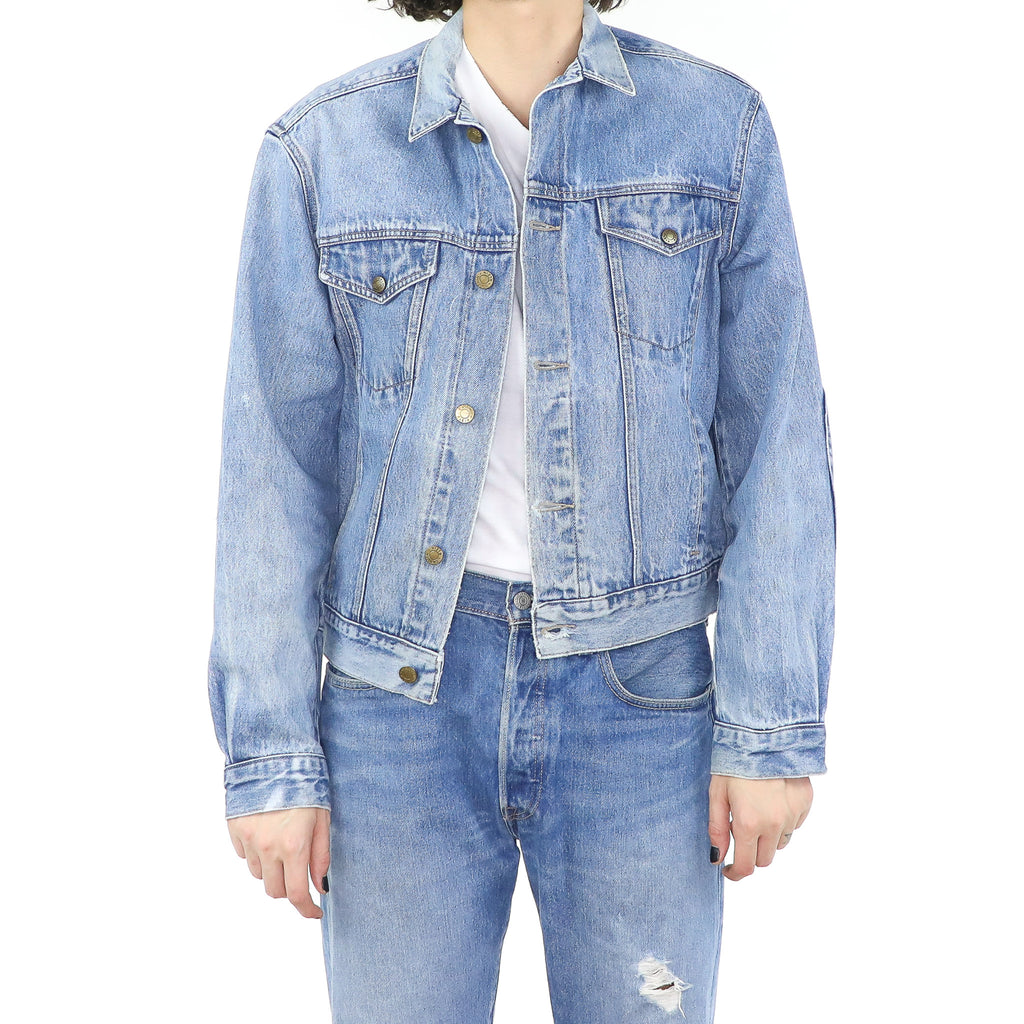 Light Denim Jacket Calvin Klein