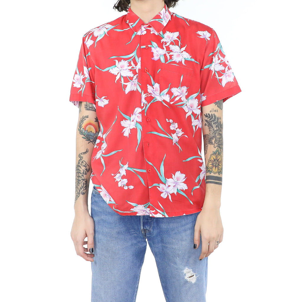 Floral Ruby Shirt