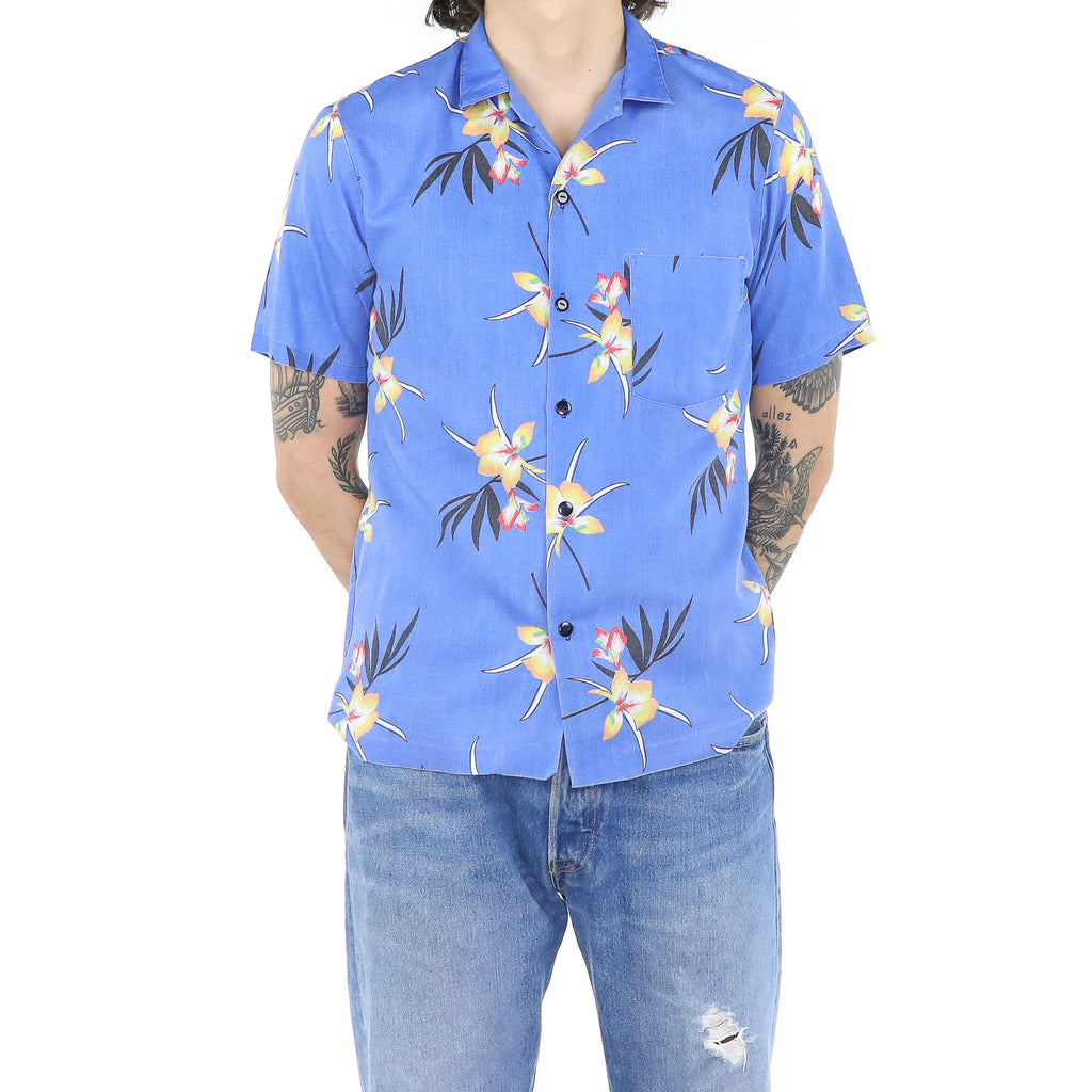 Aesthetic Floral Shirt