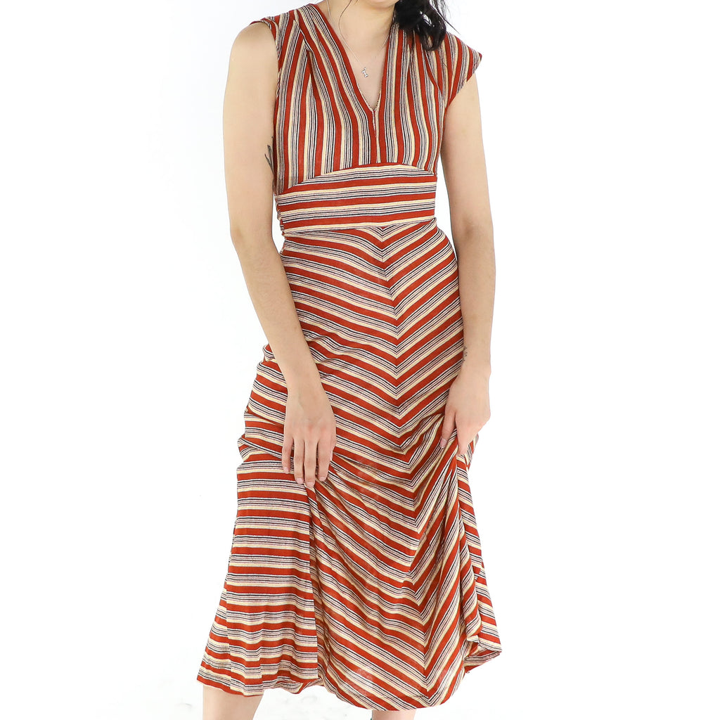 70's Stripes Dress