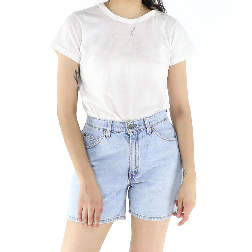 Light Denim Vintage Levi's Shorts