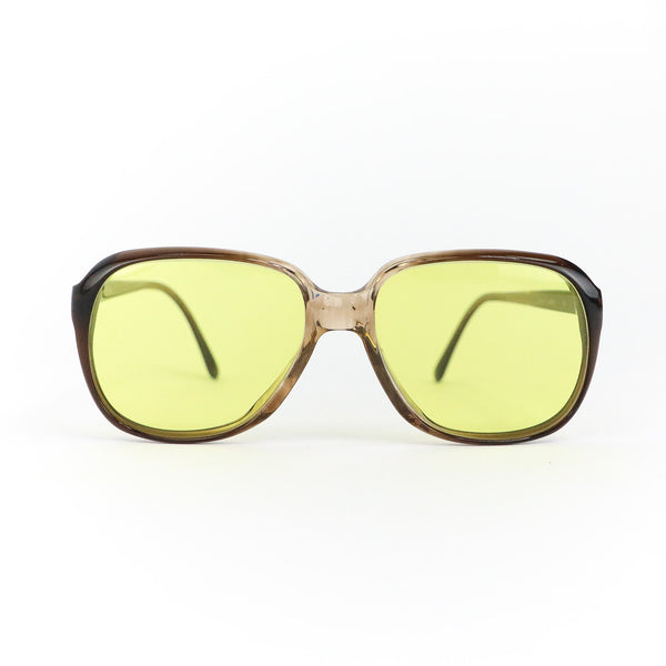 Tiger's Eye Faded Sunglasses