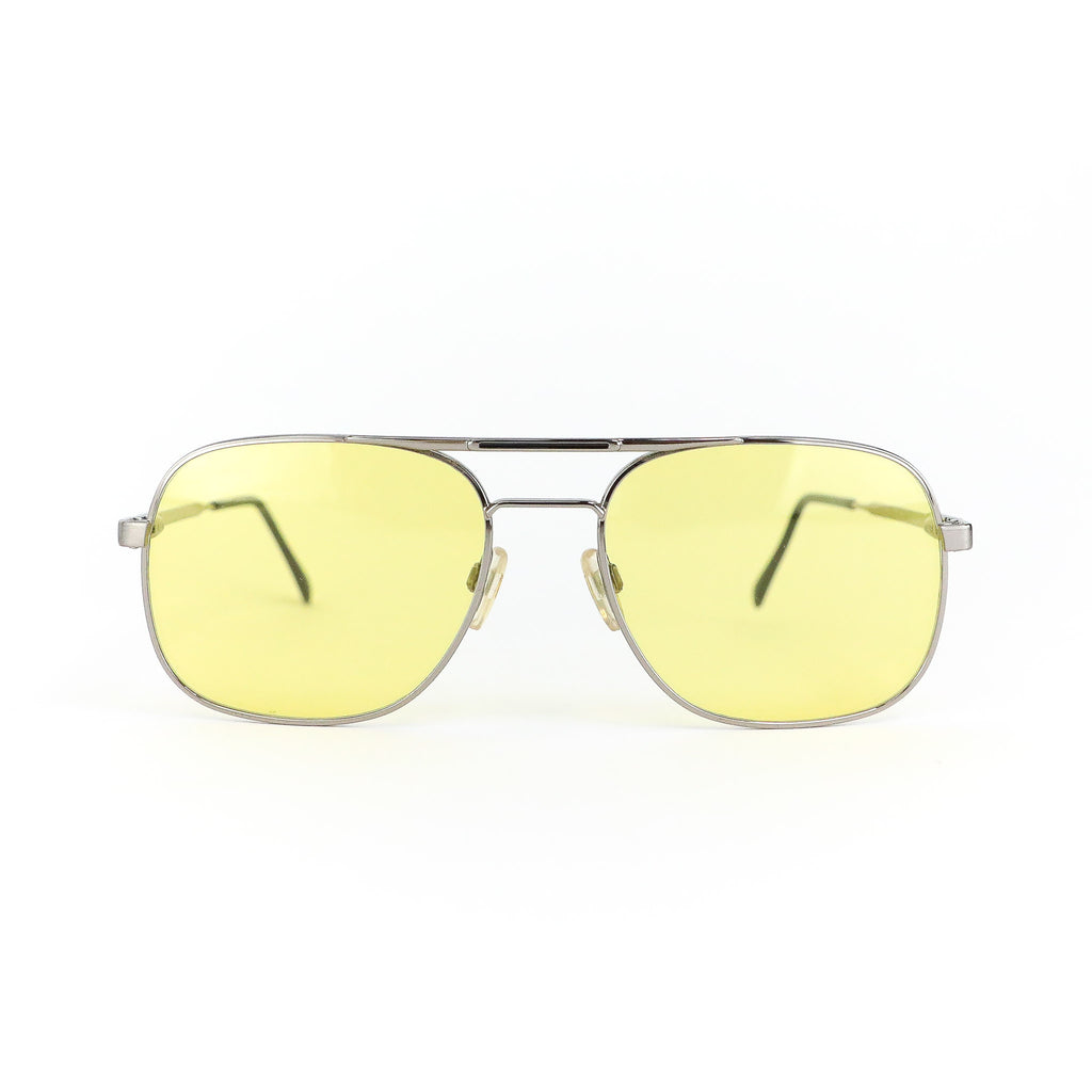 Silver Cruise Sunglasses