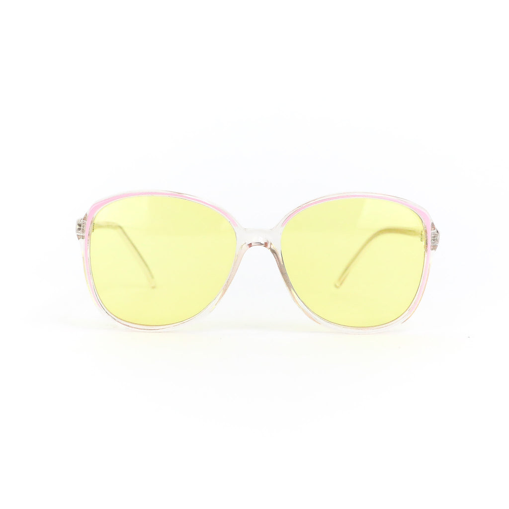 Pink Cher Vintage Sunglasses