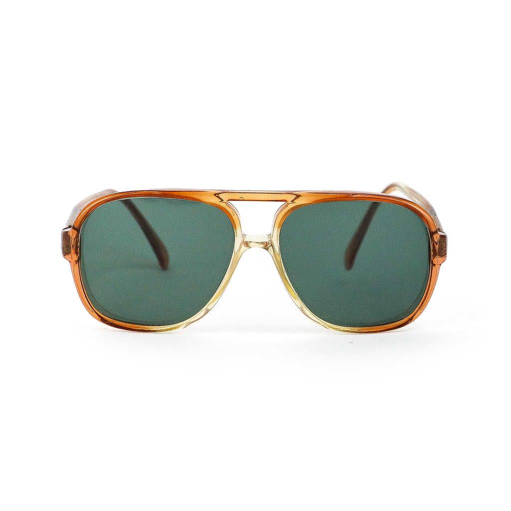 Faded Peridot Sunglasses
