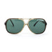 Emerald Gem Sunglasses