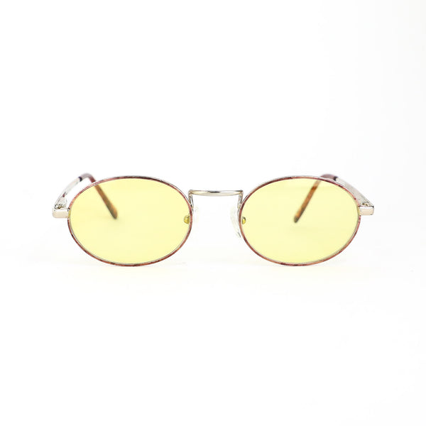 Vintage Little Yellow Sunglasses