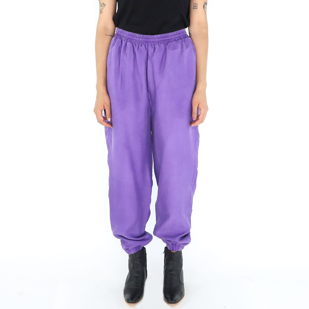 Royal Violet Pants