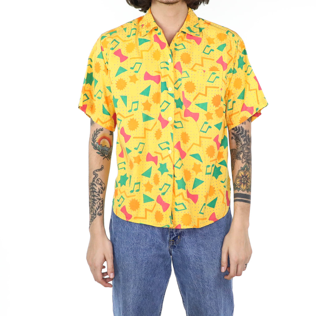 Yellow Fun Shirt