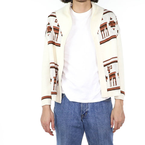 Ivory Tribe Sweater