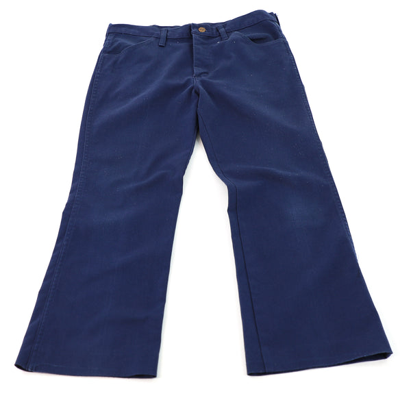 Space Blue Vintage Wrangler Pants