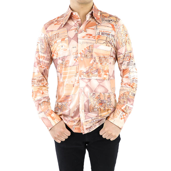 The Coral Race Shirt