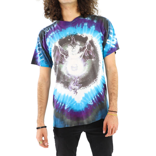 The Wizard Tie Dye T-Shirt