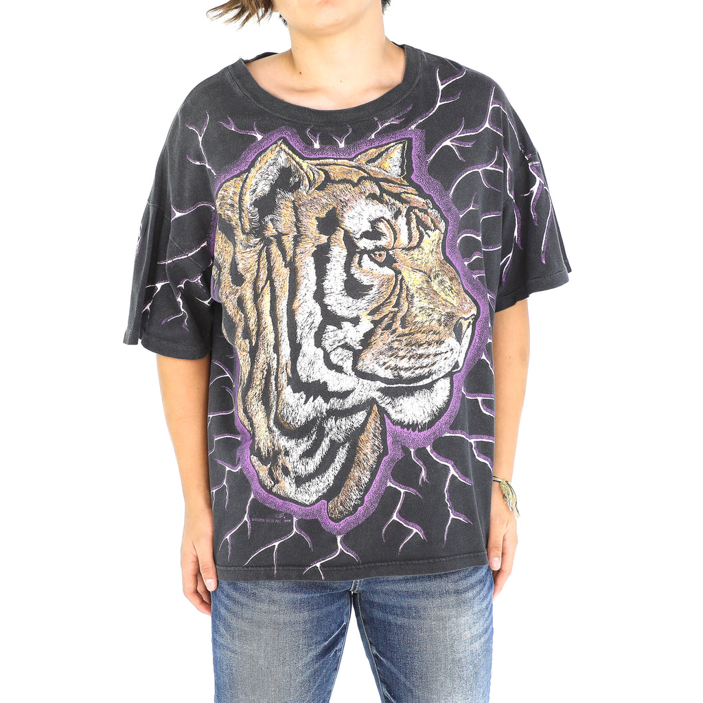 Thunder Tiger Black T-Shirt