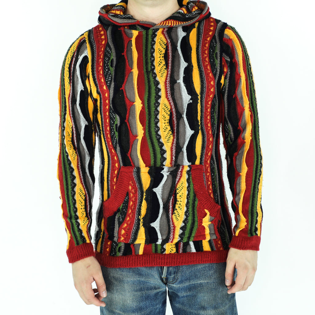 Colorful Acrylic 80's Sweater