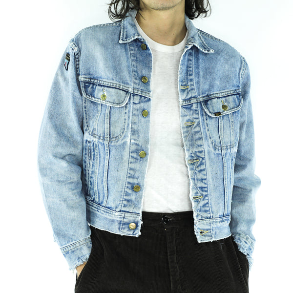 Blue Denim Lee Vintage Jacket