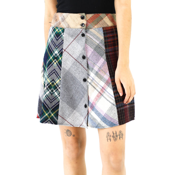 Sally Skellington Mini Skirt