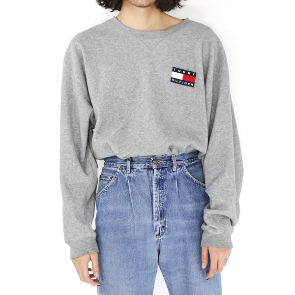 Tommy Hilfiger Pearl Gray Crewneck