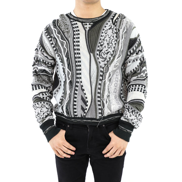 Grayscale Sweater