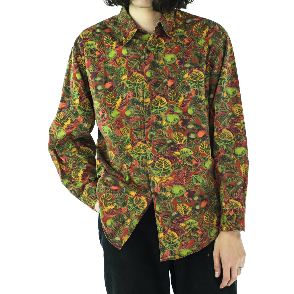 The Apple Tree Multicolor Cotton Shirt