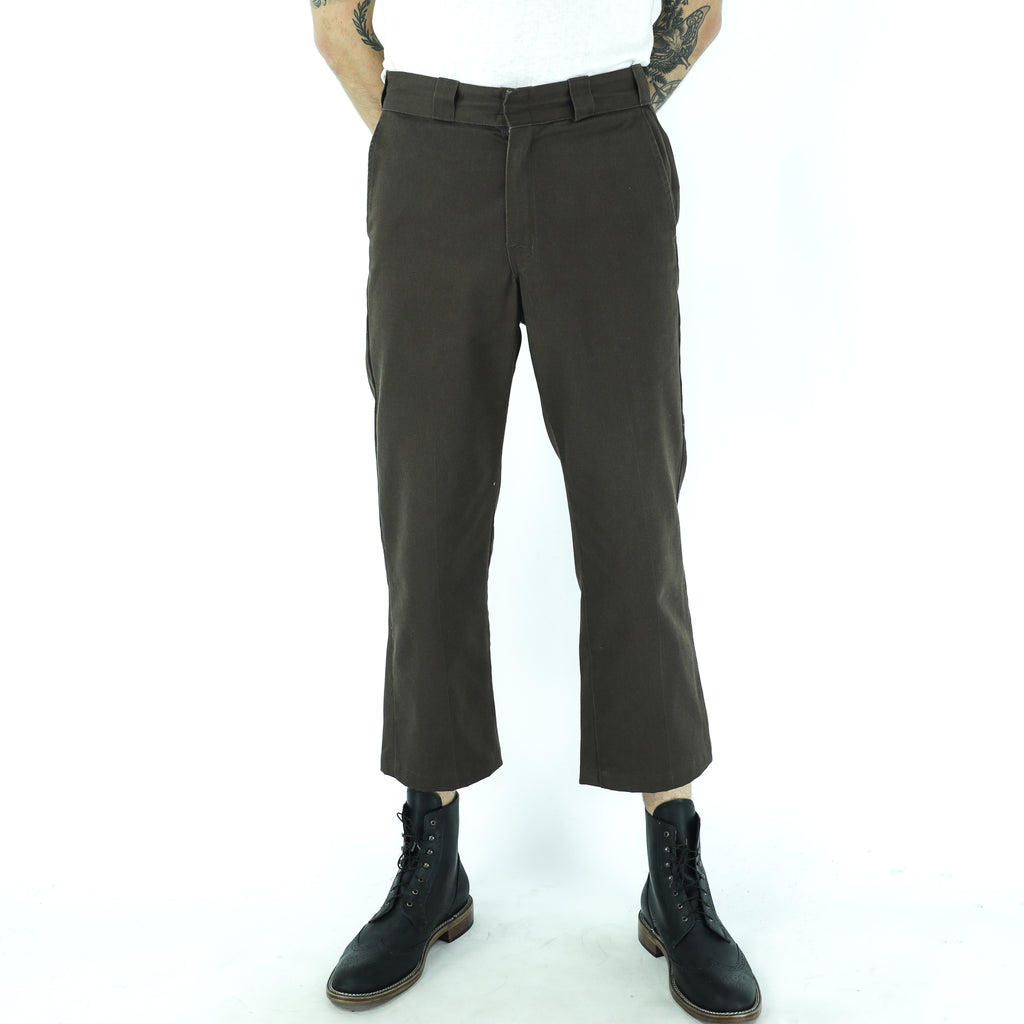 Dark Artichoke Green Vintage Dickies Pants