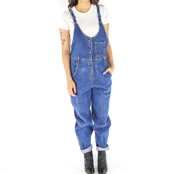 Blue Denim Lee Overall