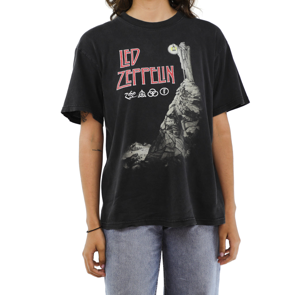 Led Zeppelin Black T-Shirt