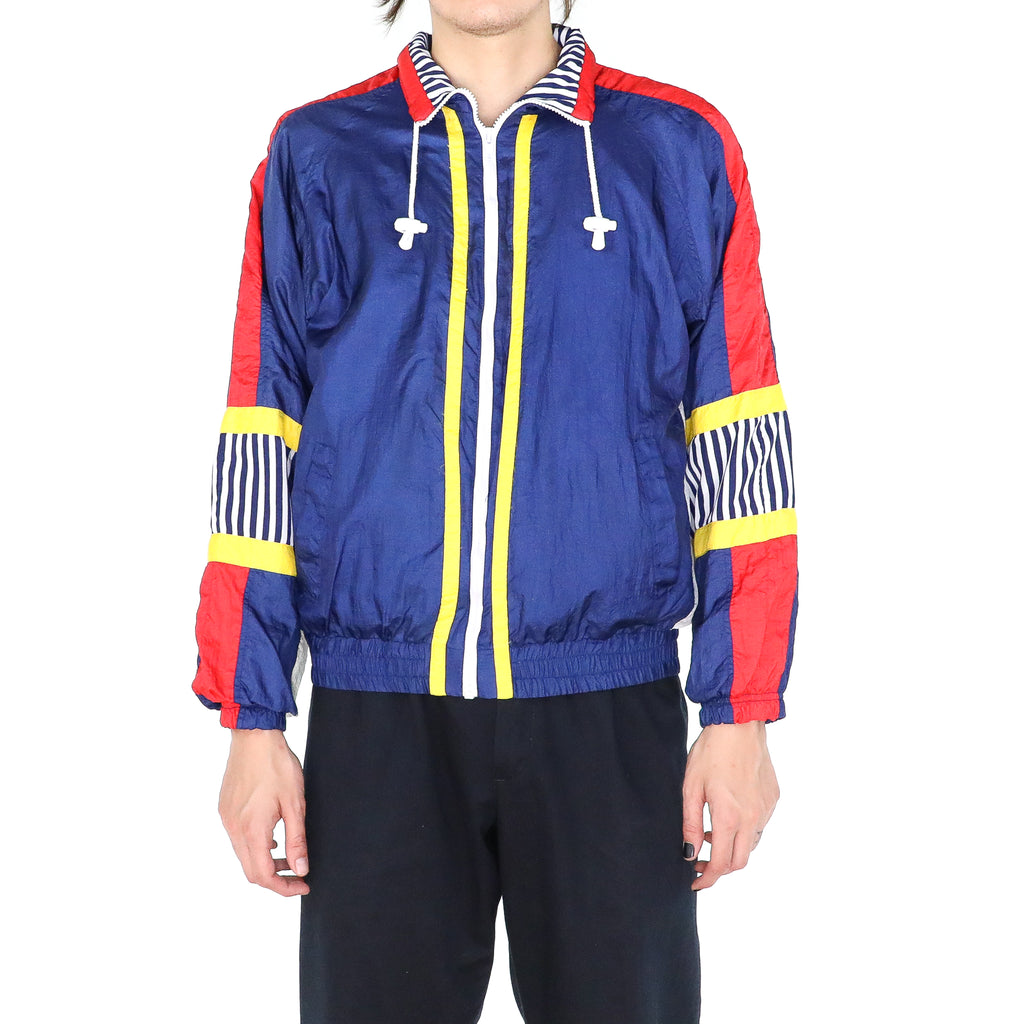 Multicolor 70's  Bomber Jacket