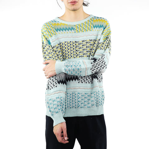 Multicolor 90's Sweater