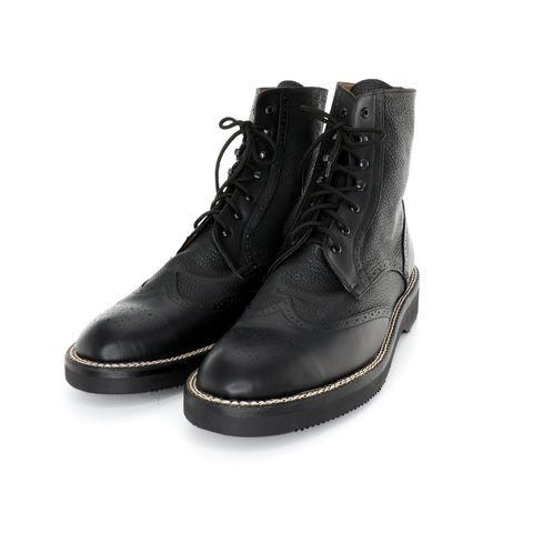 Oxford Boot - Black