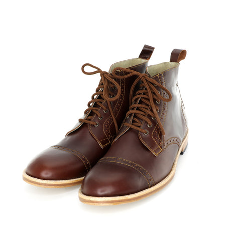 Men's Rugby Boot - Brandy