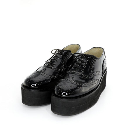 Creepers - Black Patent