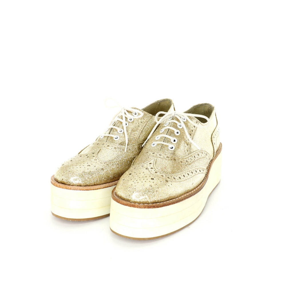 Creepers - Patent Glitter
