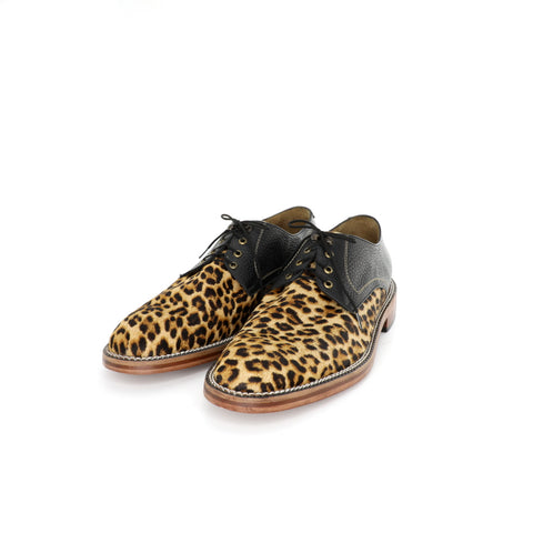 Derby DC - Black & Animal Print