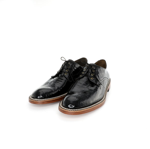 Derby DC - Black Patent