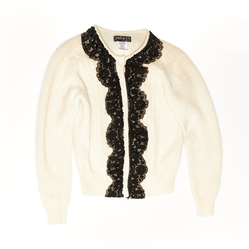 Vintage Ivory Women´s Sweater