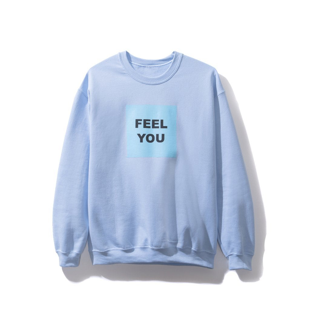 Anti Social Social Club Feel You Crewneck