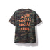 Anti Social Social Club Ghost Camo Tee
