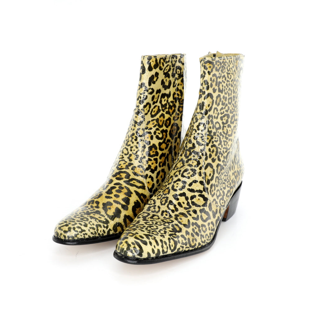 Dylan Boot - Animal Print