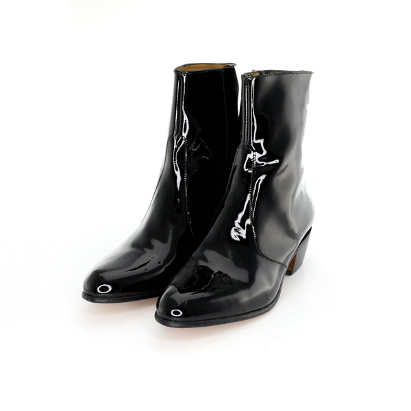 Dylan Boot - Black Patent