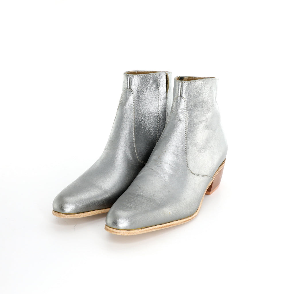 Dylan Boot - Silver