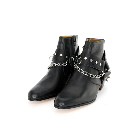 Rocker Boot - Black